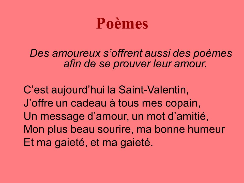 Le Jour De La Saint Valentin Un Peu Dhistoire Comme De