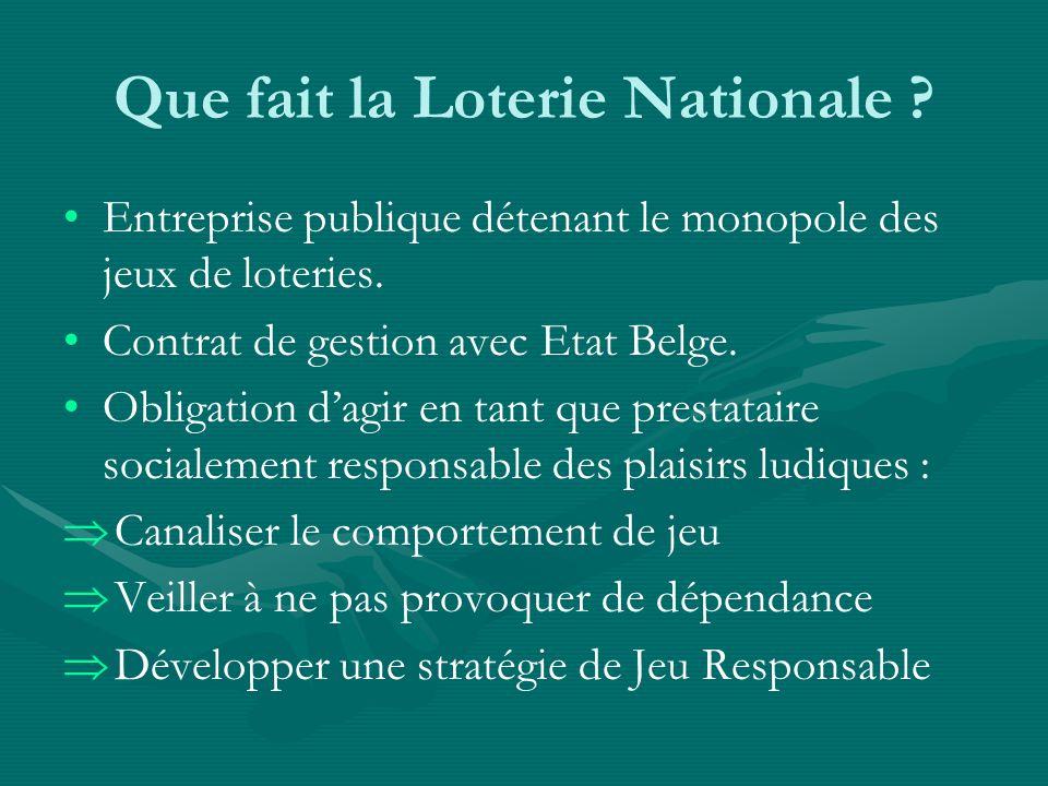 loterie nationale belge résultats