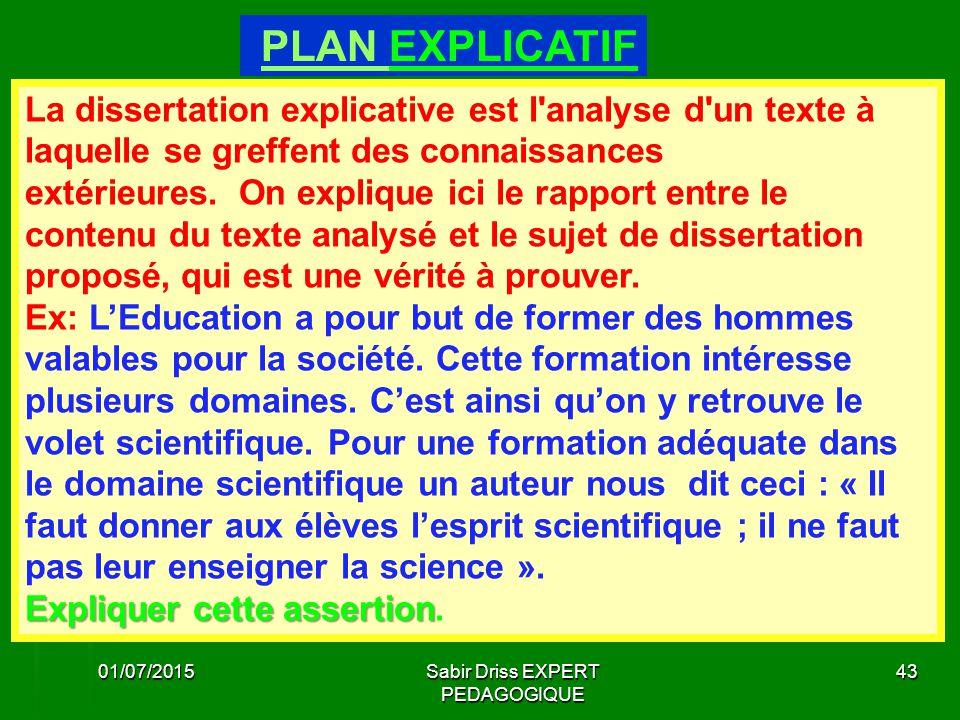 plan de dissertation maria chapdelaine