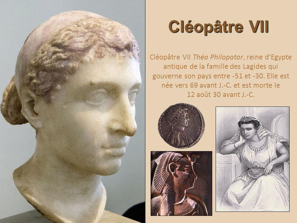 cleopatre rencontre cesar 1ere fois