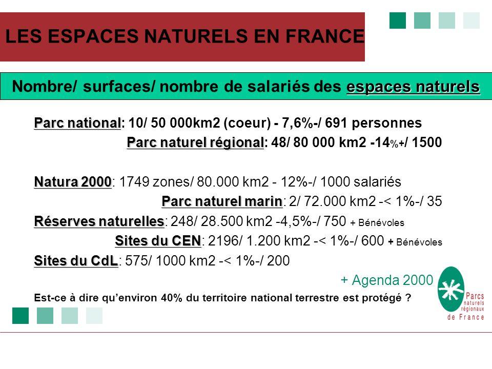 Carte Des 48 Parcs Naturels Regionaux Ppt Telecharger
