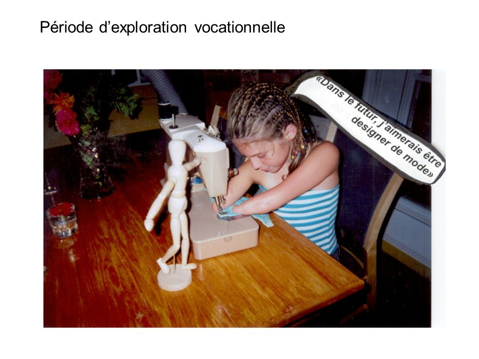 Période dexploration vocationnelle