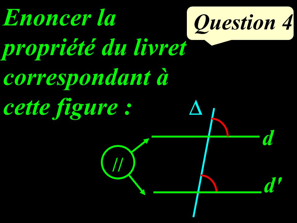 Résoudre : 5x² +11 = -4 Question 3