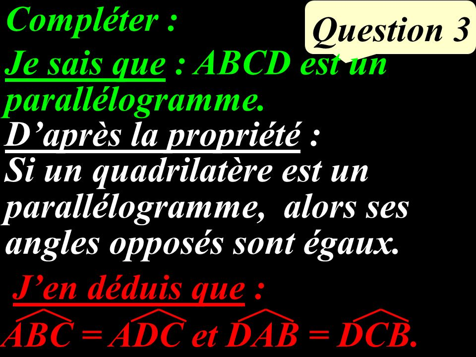 9 x ( ) Question 2 Développer et calculer : 198 = = 9 x x 8 =