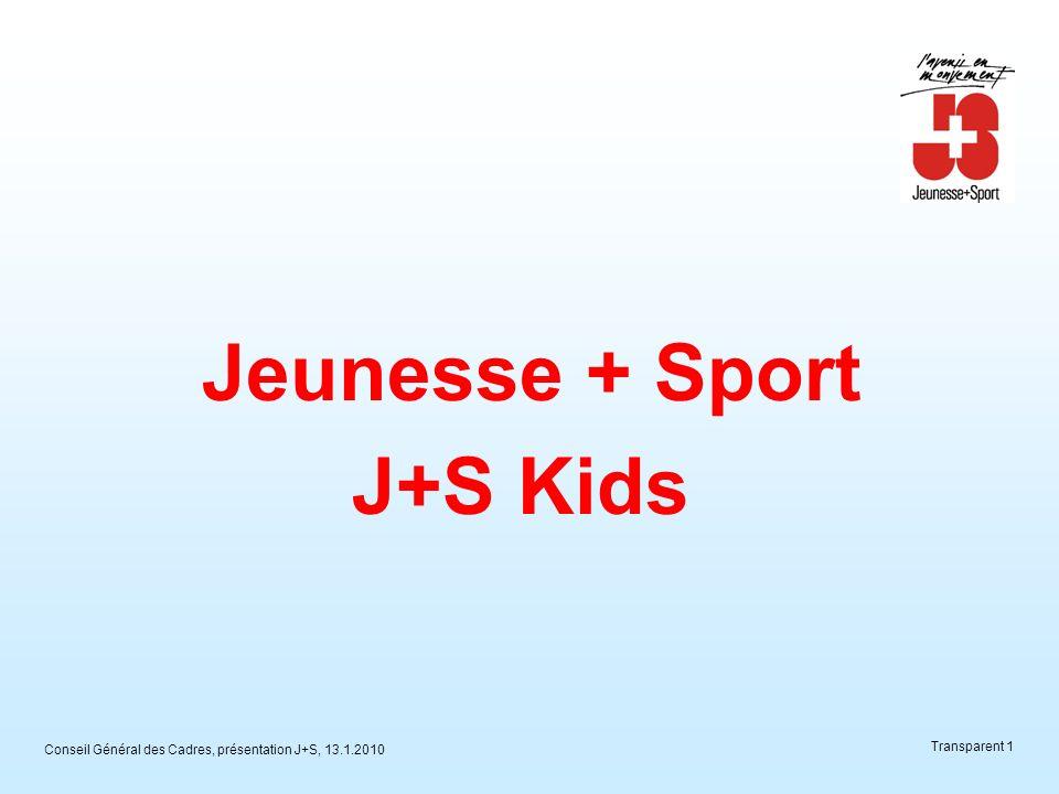 Conseil General Des Cadres Presentation J S Transparent 1 Jeunesse