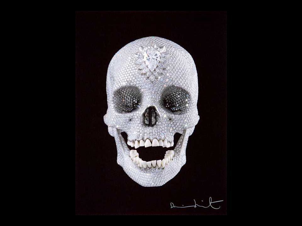 Damien Hirst : For the Love of God (1/1700)
