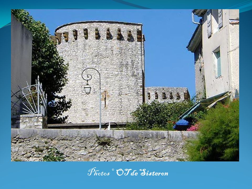 Photos © OT de Sisteron