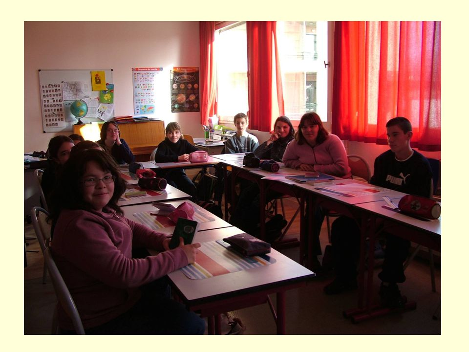Collège « Le Chêne Vert » BAIN DE BRETAGNE FRANCE - ppt