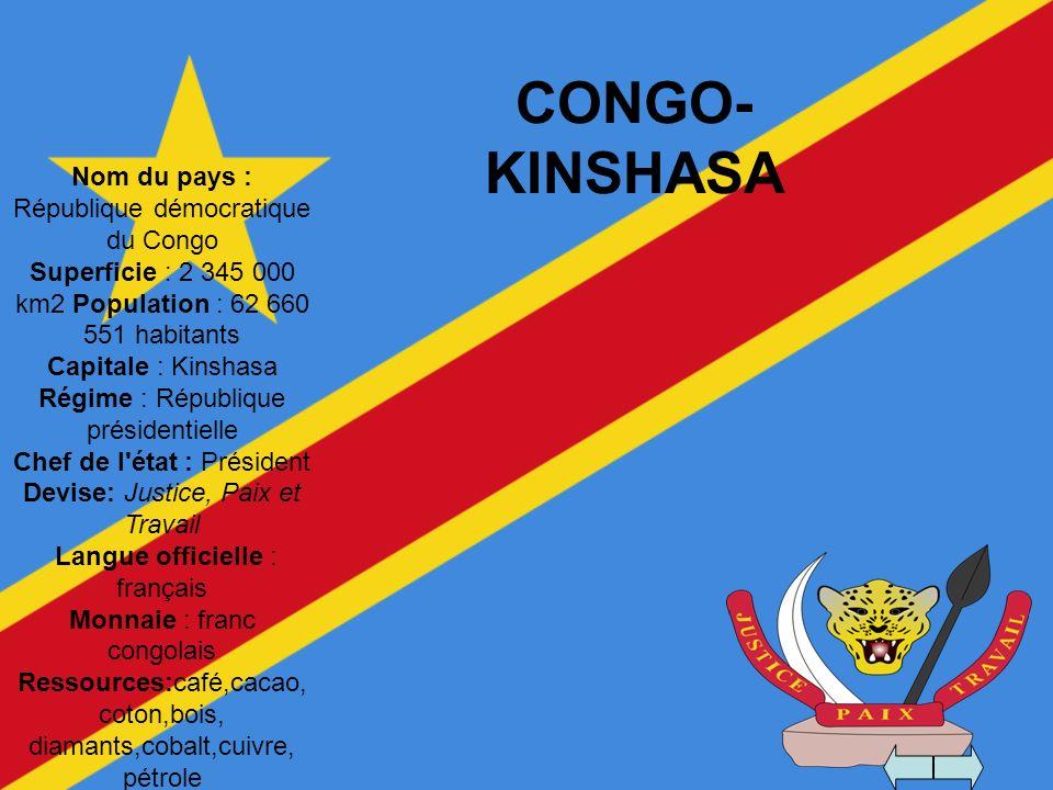 site de rencontre congo kinshasa