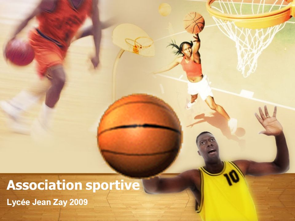 Association sportive Lycée Jean Zay 2009