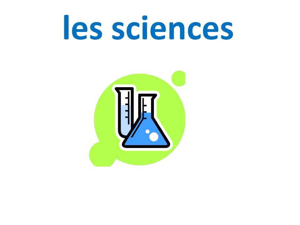 les sciences