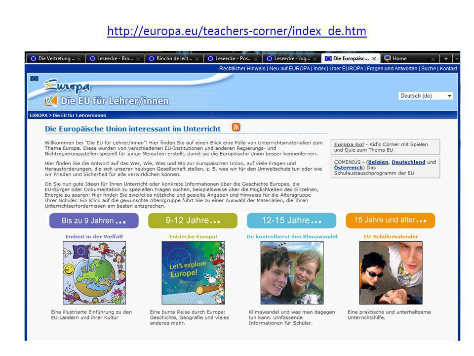 http://europa.eu/teachers-corner/index_de.htm