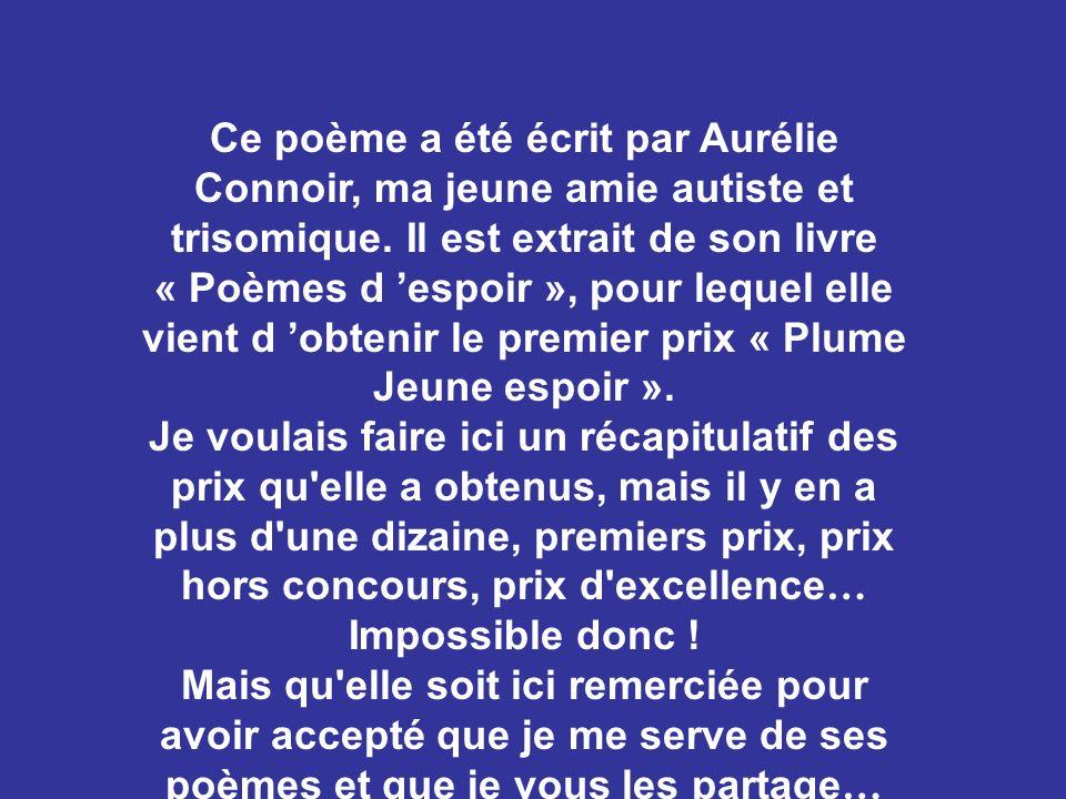 Ce Poème A été écrit Par Aurélie Connoir Ma Jeune Amie