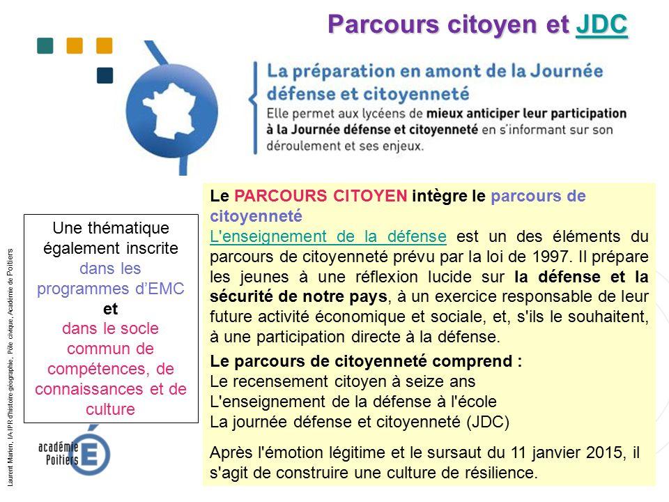 Extrêmement Le parcours citoyen (extrait du diaporama EMC/Parcours citoyen  KU87