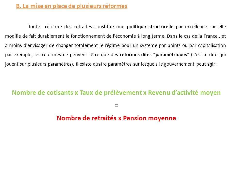 pension moyenne retraite france