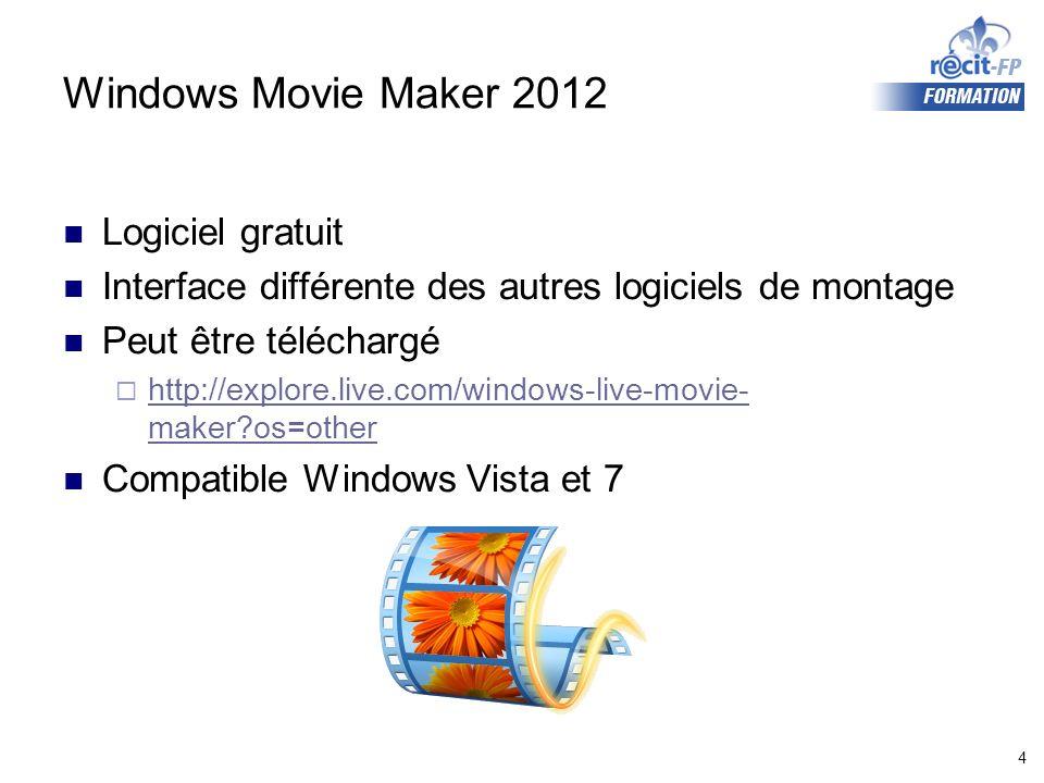 telecharger logiciel movie maker 2010 gratuit