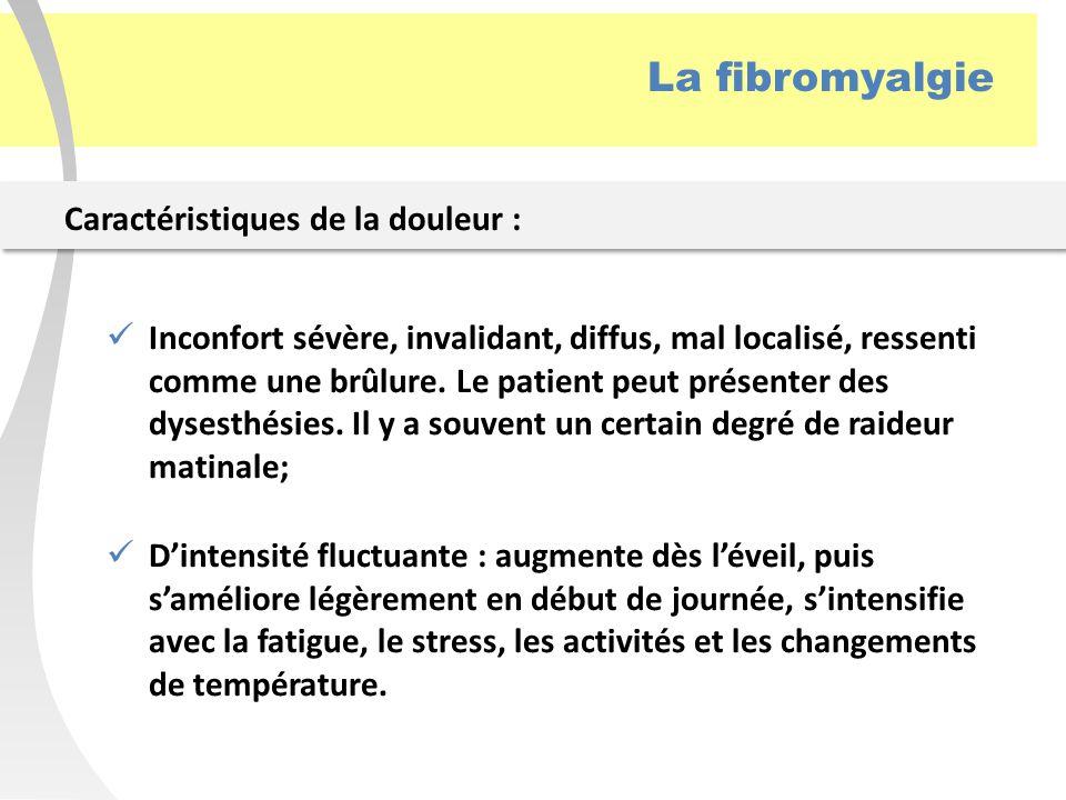 symptômes fibromyalgie severe