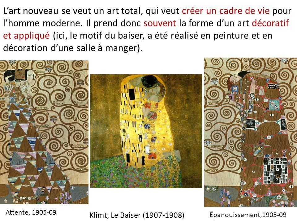 Art de la fin du XIXème siècle « Art nouveau ». Art Nouveau ...