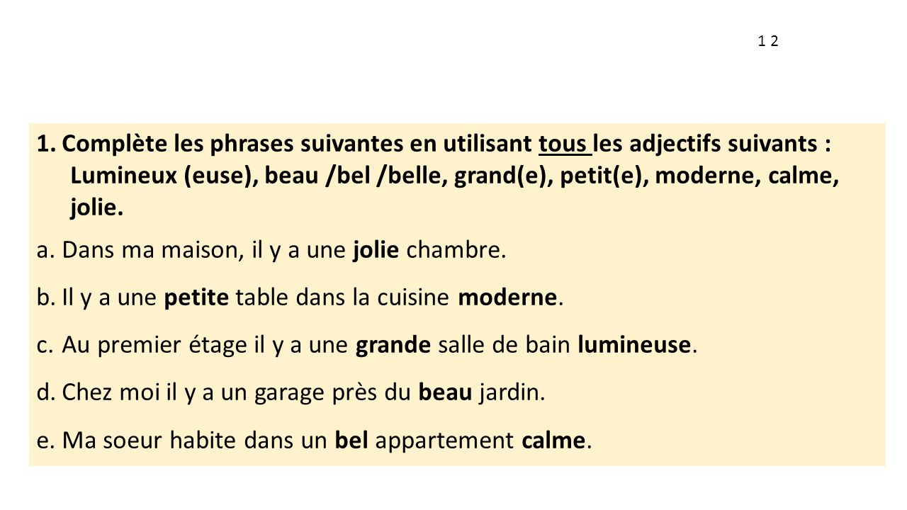 Salle De Bain Style Urbain ~ Gcse Writing Assessment Ma Ville La Ville O J Habite Est