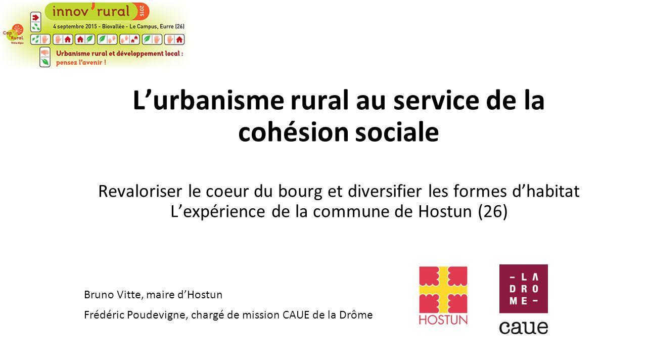 mixité sociale urbanisme