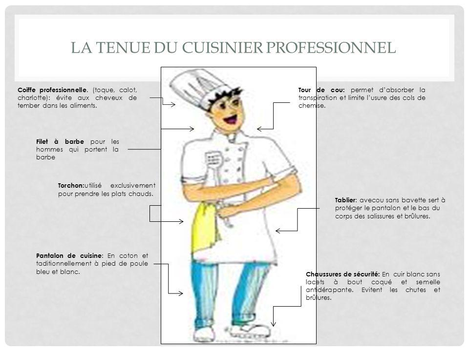 Cuisine La Tenue Professionnelle Ipsseoaipsseoa La Tenue Du