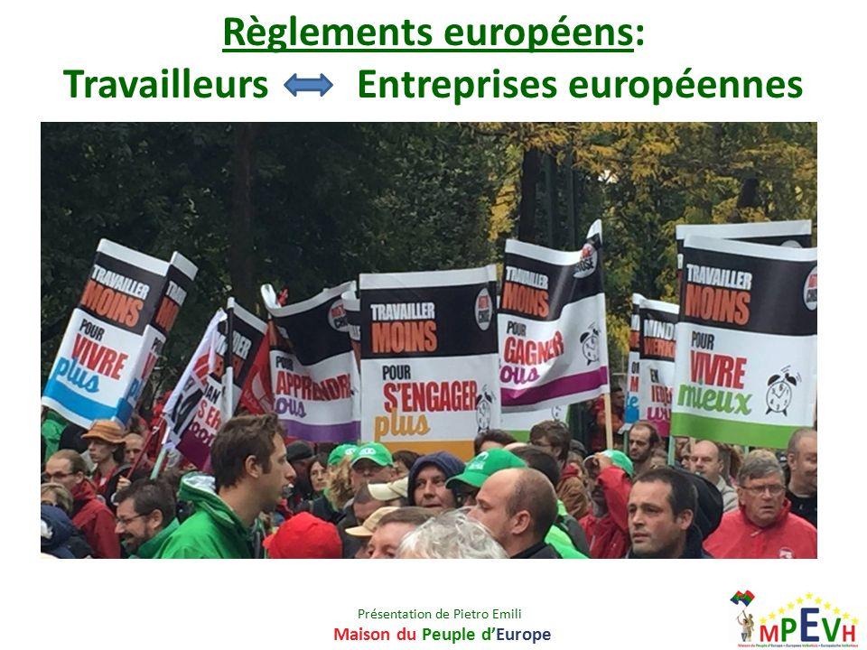 Maisons du peuple en Europe