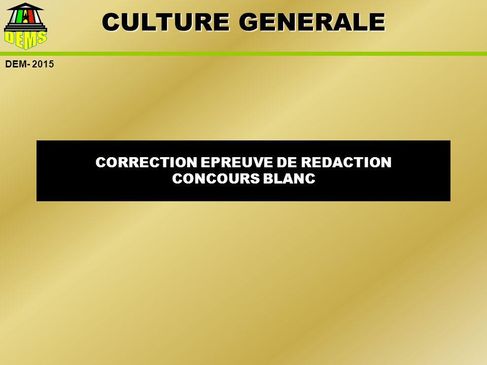 Phrase d'accroche culture générale