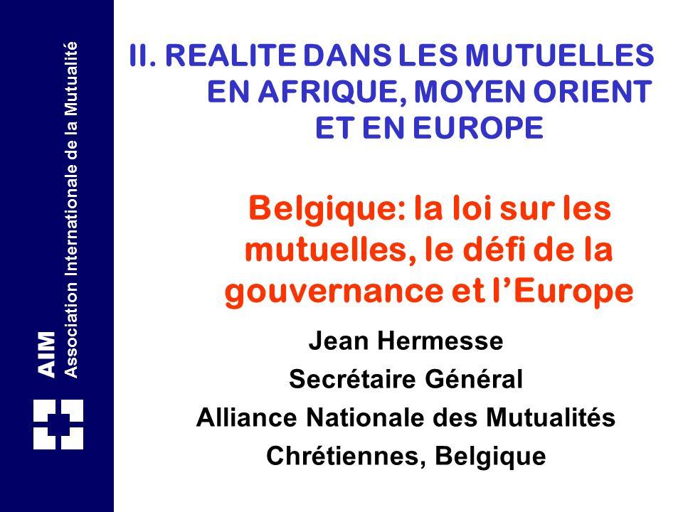 mutualité chrétienne belgique