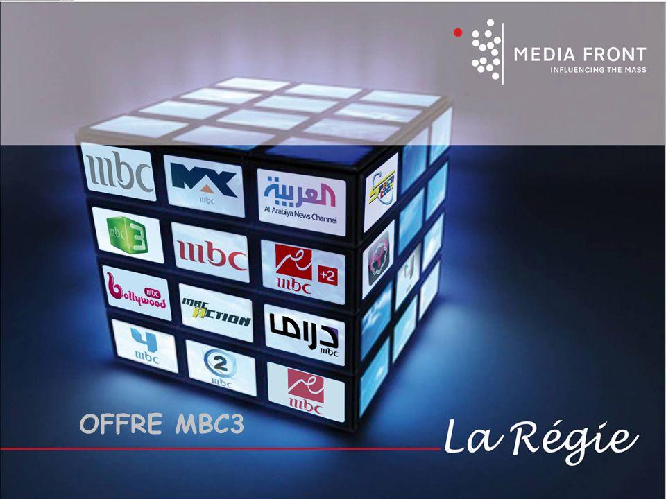 OFFRE JANVIER OFFRE MBC3  Détails de l'offre Programmes