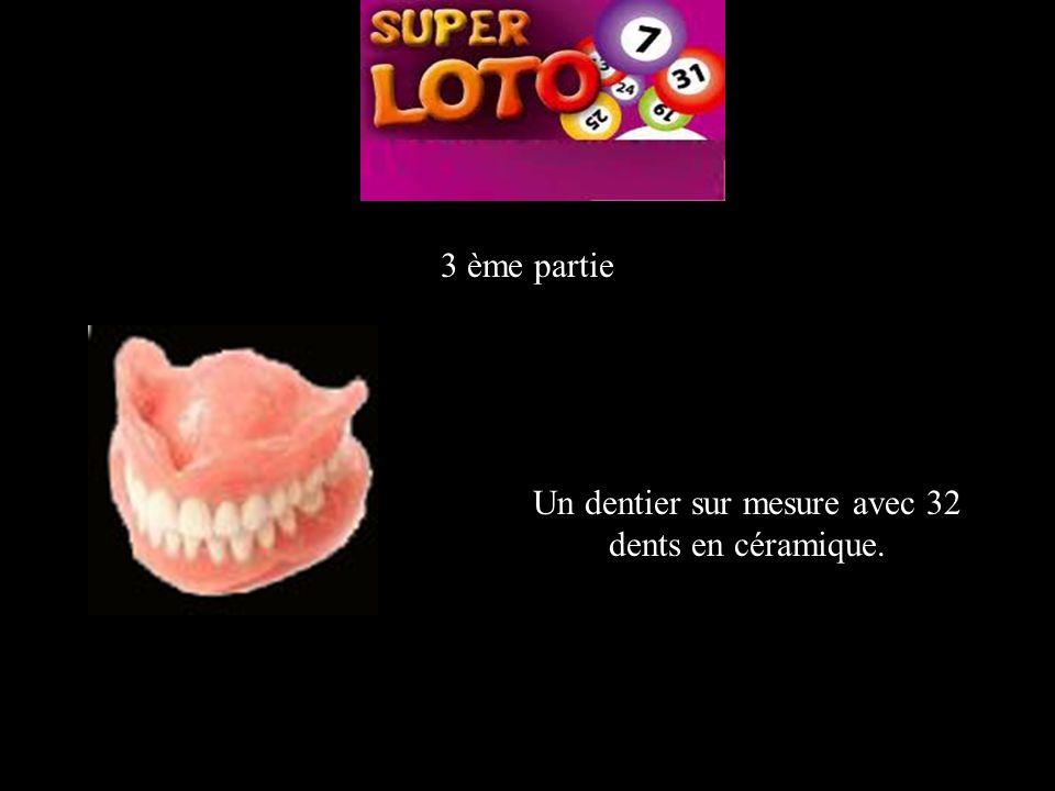 connerie avec dentier