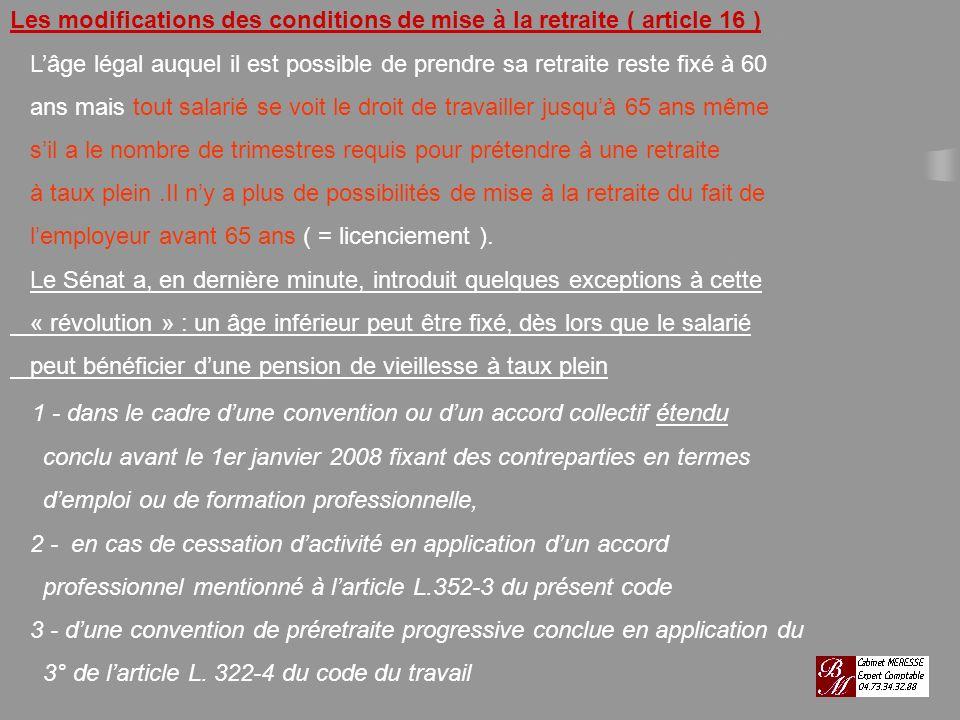 Retraite Loi Fillon Ce Qui Change Sommaire Partie 1 Regime