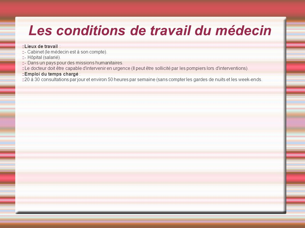 medecin week end