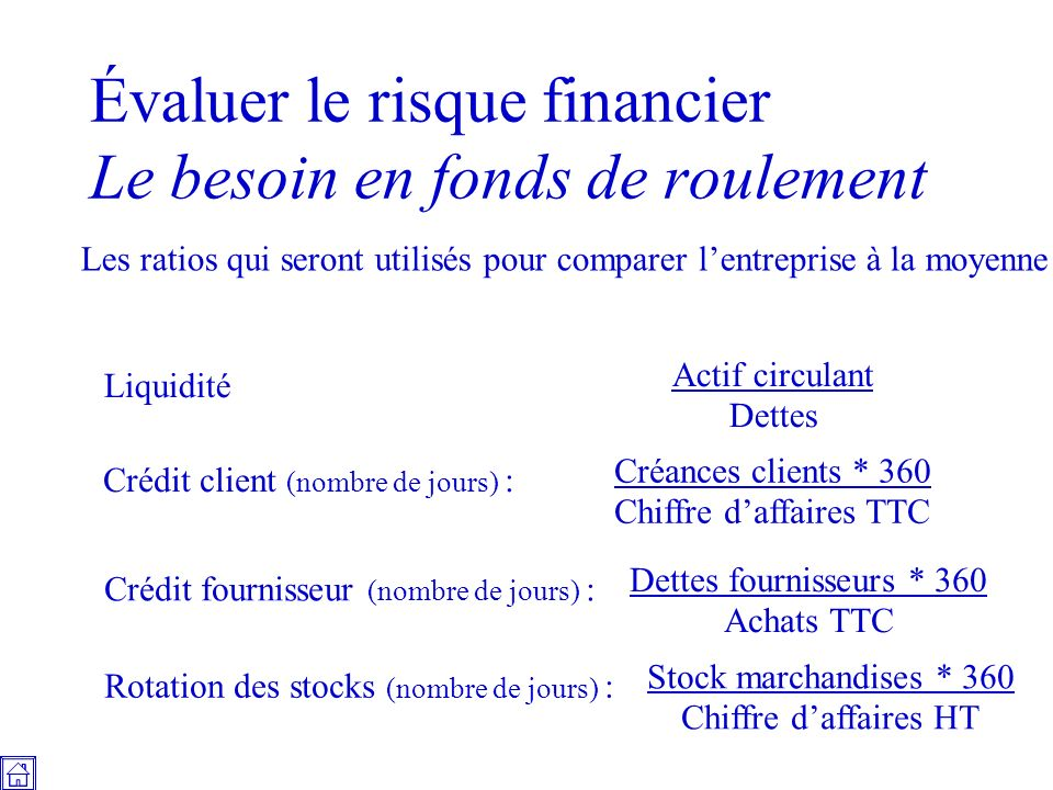 Evaluer Le Risque Financier Introduction Introduction Les