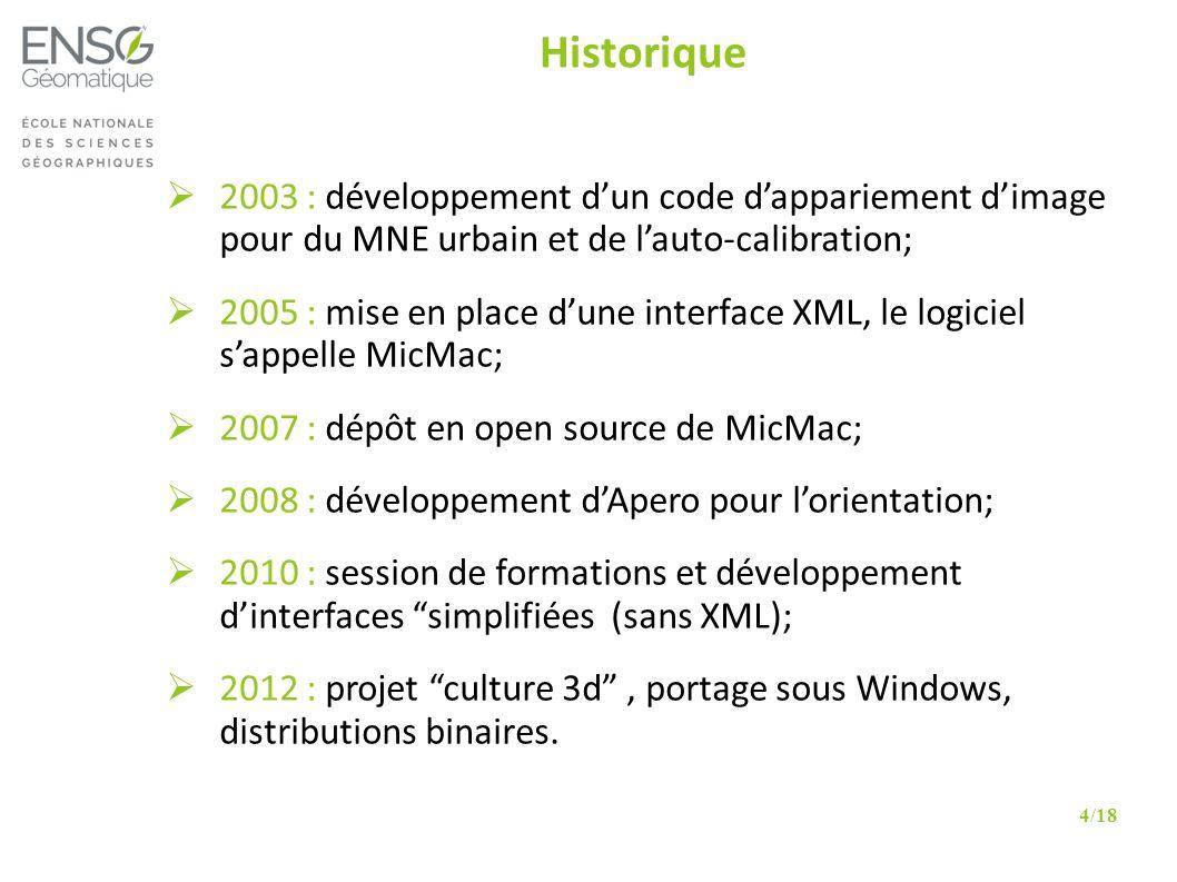 logiciel micmac gratuit