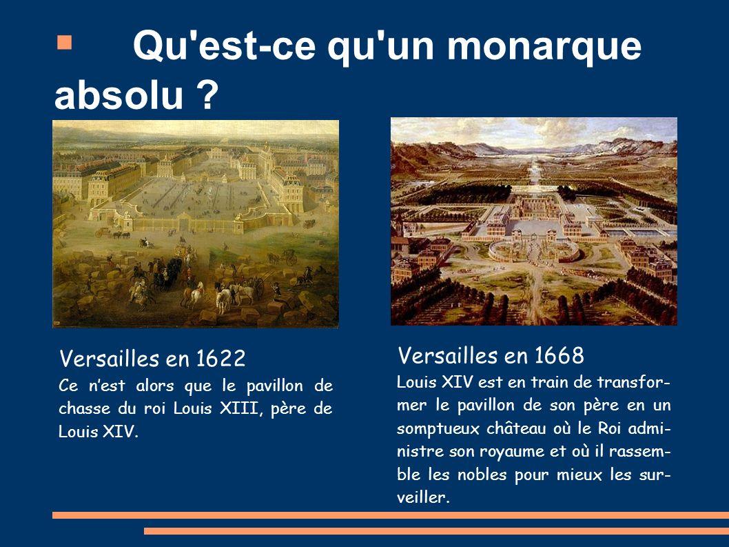 Louis Xiv Le Monarque Absolu Qui Est Louis Xiv Un Celebre