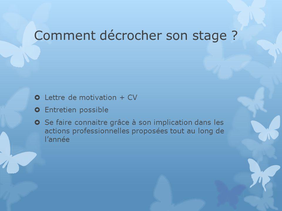 Les Stages En Bts Sp3s Les Stages Dans Le Bts Au Nombre