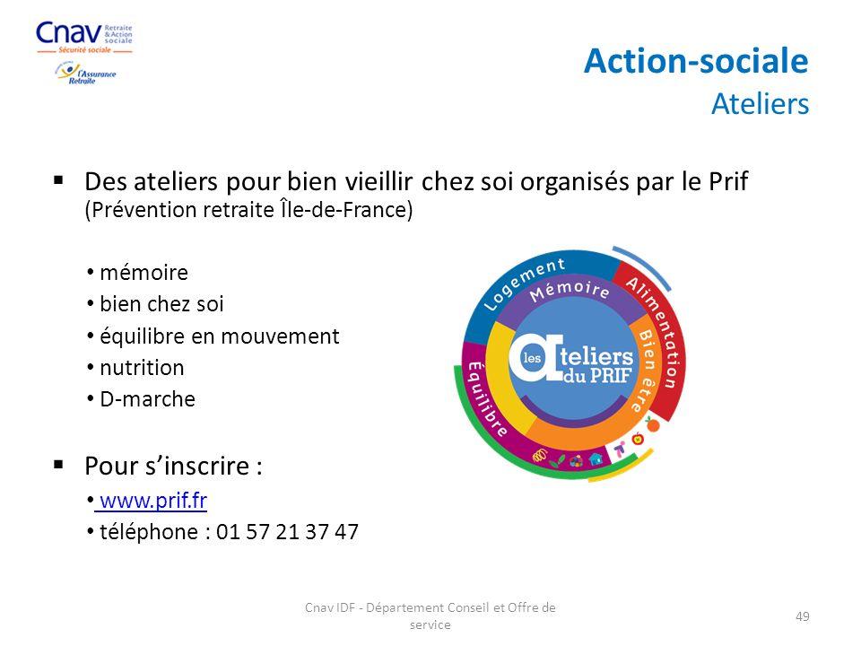 Conference Sur La Retraite 30 Juin La Retraite En France 2 Cnav Idf