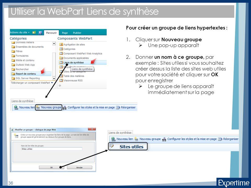 WEBPART TÉLÉCHARGER COMPOSANT