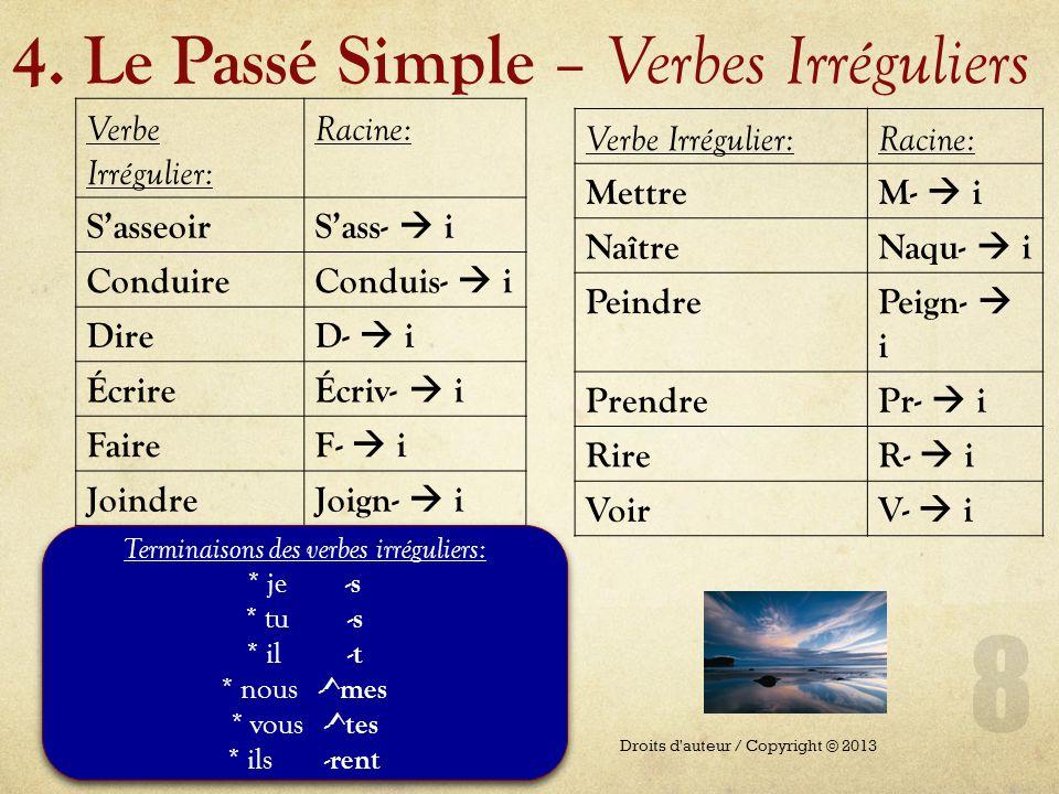 Francais Prof Rachele Demeo M A M Ed Droits D Auteur Copyright C Ppt Telecharger
