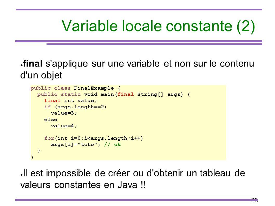 1 Java Avance Modele D Execution Java Remi Forax Ppt Telecharger