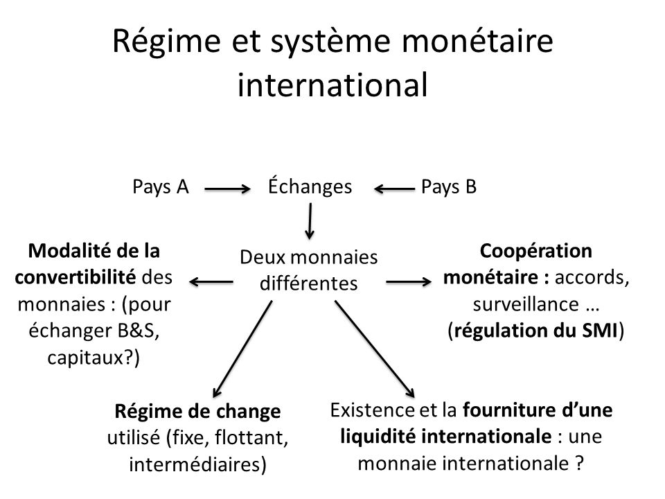 systeme monetaire inter 97