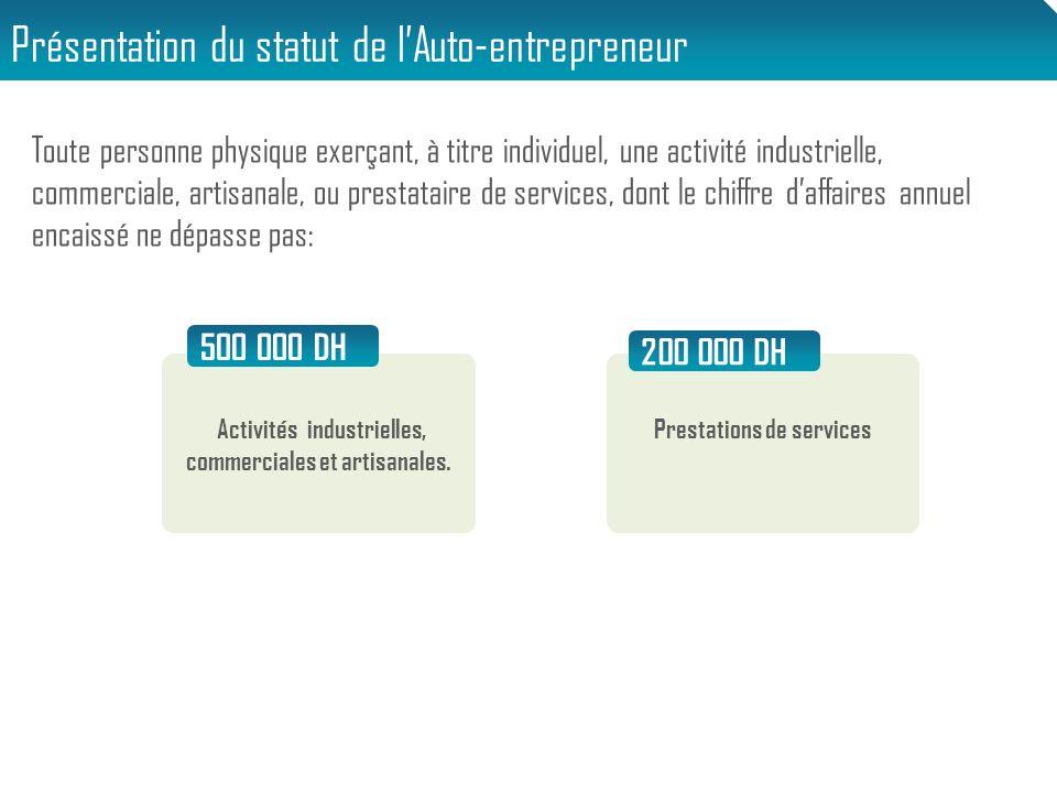 Le Statut De L Auto Entrepreneur Un Projet De Societe Ppt Telecharger