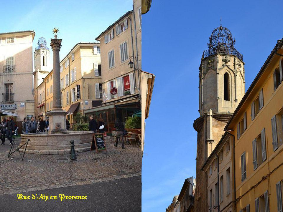 Le clocher de lancien couvent Saint -Augustin