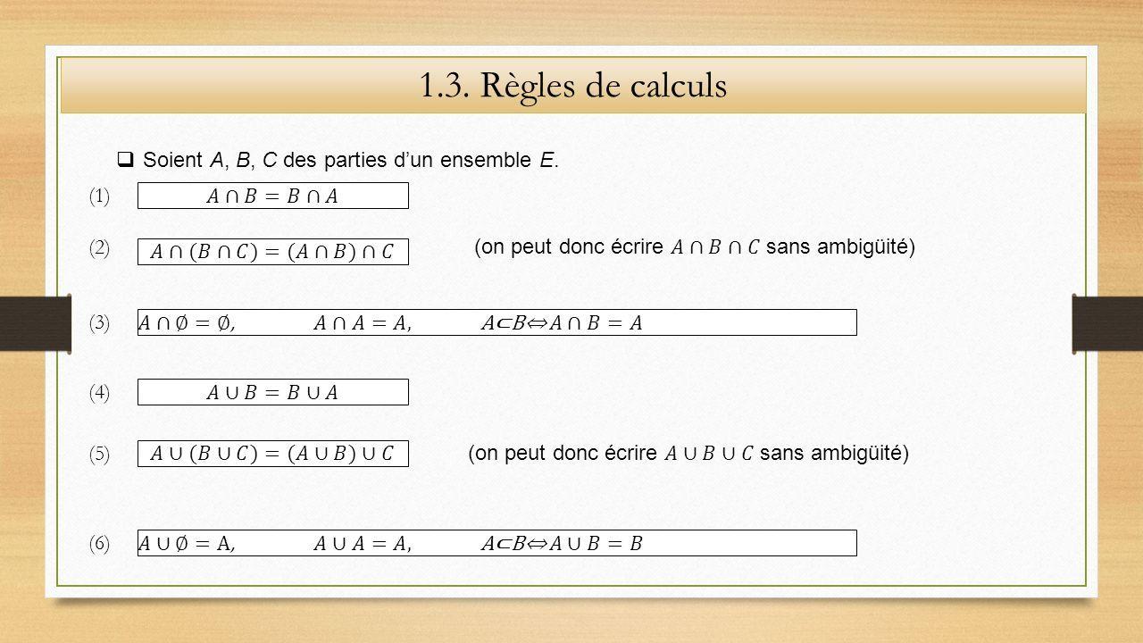 Module Logique Mathematique Sommaire 1 Notions D Ensembles 2
