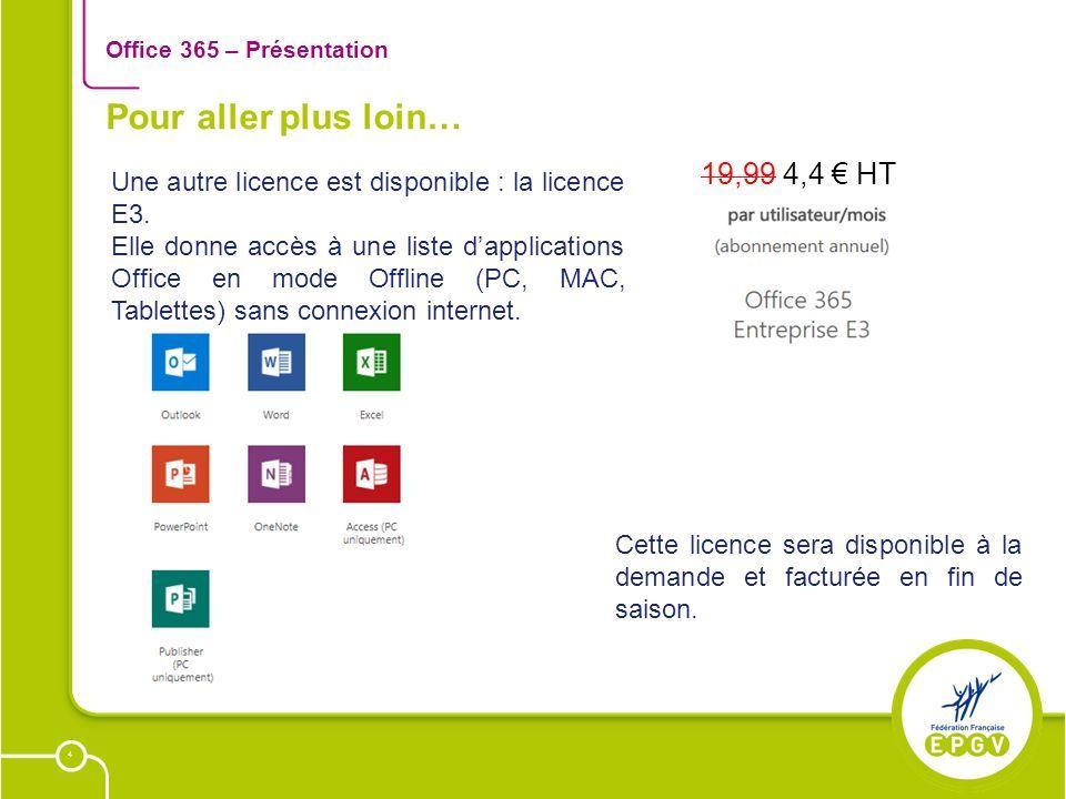 Microsoft Office 365 Qu'est ce que c'est ?  2 Introduction