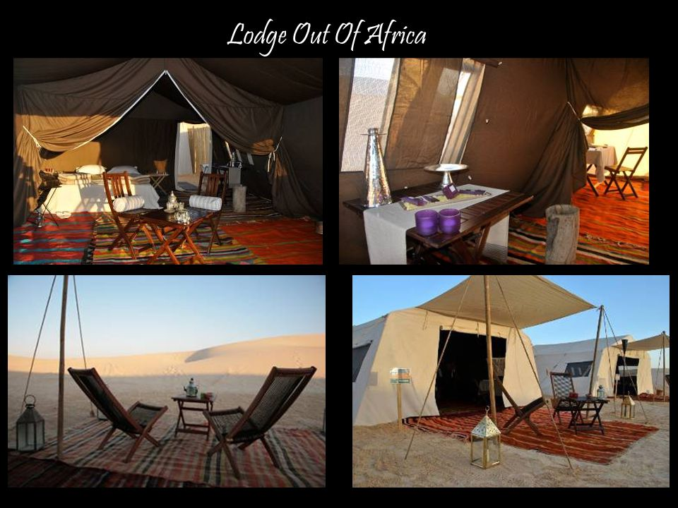 Lodge Out Of Africa